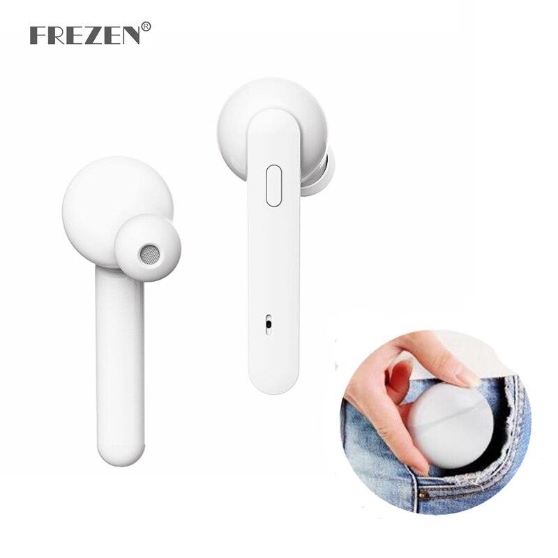 Jumeaux sans fil Hi-Fi écouteurs T21 stéréo Bluetooth 5.0 longue veille mains libres étanche casques avec boîtier de charge Dock écouteurs