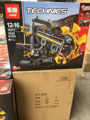 2016 Nueva LEPIN 20015 3929 Unids Técnica de Rueda de Cangilones Excavadora Modelo Kit de Construcción de juguete Bloques de Ladrillo Compatible Juguete de Regalo 42055