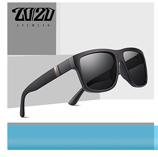 20/20 Brand New Unisex Sunglasses Men Polarized Lens Vintage Round Metal Eyewear Accessories Sun Glasses for Women 17018-1 19