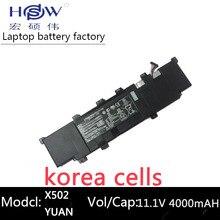Original Battery C21-x502 Battery for Asus Vivobook X502 X502c X502ca Series Laptop battery 7.4v 5136mAh,38Wh Free shipping цена в Москве и Питере