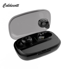 Xi10s TWS 2019 New Mini in Ear Wireless Earphones Bluetooth Earbuds Stereo Binaural Call Noise Reduction Headset With Mic
