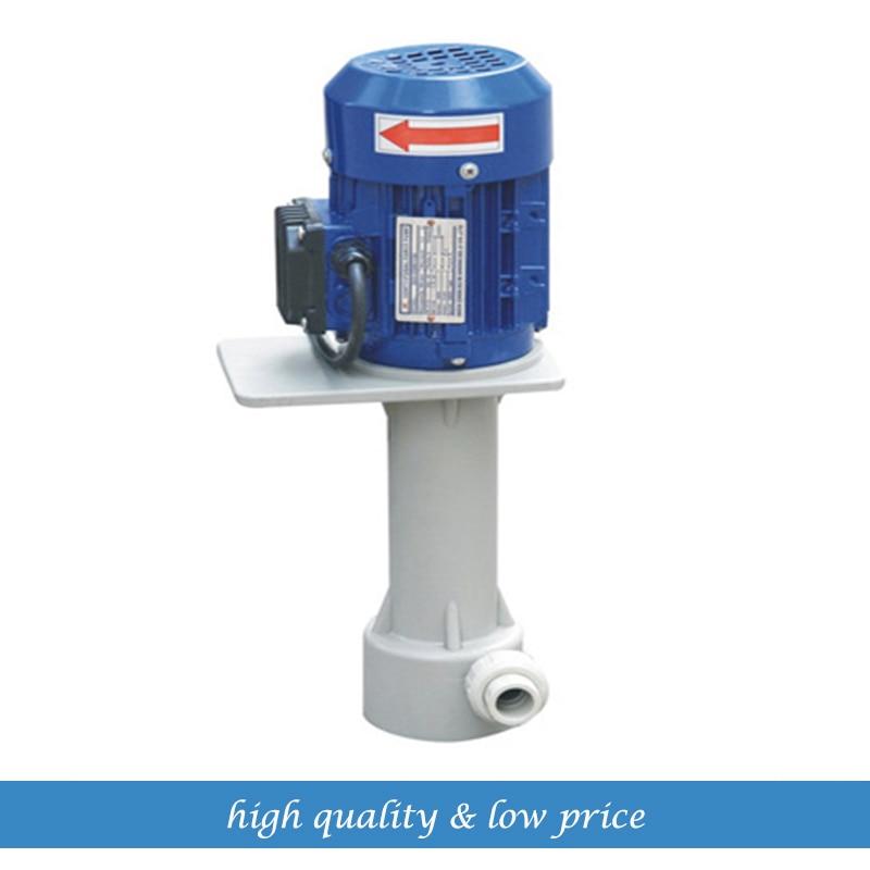 Pompes chimiques verticales 1/3Hp 220 v/380 v 50 hzPompes chimiques verticales 1/3Hp 220 v/380 v 50 hz