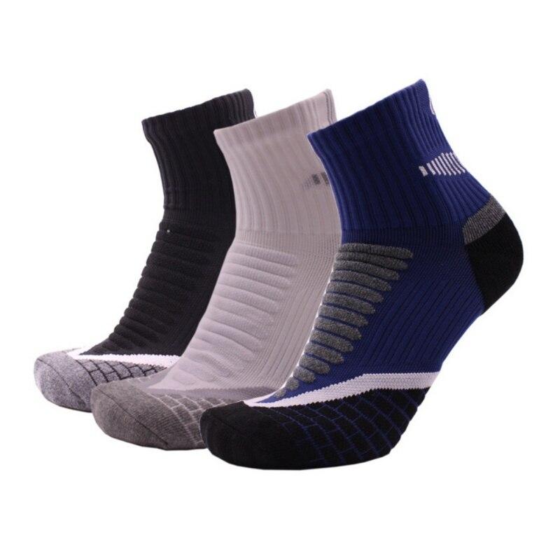 New Mens Flexible Hiking Socks Summer Spring Sport Sock Breathable Camping Hiking Quick-drying Socks Multi Colors 2018
