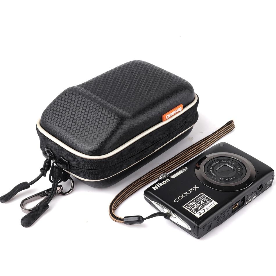 HUWANG Digital Hard Camera Bag For Canon G7X ii SX610 SX600 N100 SX610 S200 S120 S110 SX40 SX30 SX230 SX240 SX250 SX280 SX500 N2