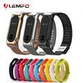 FOr xiaomi mi band 2 Strap Colorful Silicone Durable smart wristband replacement bands for fitness tracker smart watch