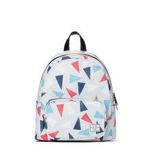 Новинка 2017 года Сумка Женская Печатные колледж моды сумка маленькая рюкзак
