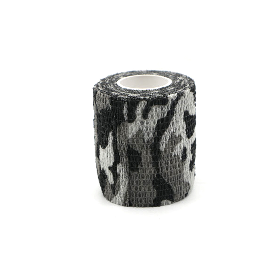 Image 4 - Travel camping Camouflage camouflage Self Adhesive Medical Bandage Gauze Tape First Aid Kit for Sport Ankle Finger Muscle Ankle-in Emergency Kits from Security & Protection
