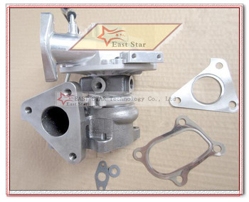 Envío Gratis RHF4H VN4 14411-MB40B 14411-VM01A 14411-MB40C Turbo turbocompresor para NISSAN CabStar 06-11 Navara D22 YD25DDTI 2.5L DCI