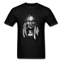 Маори Tribe символ 3D изображение футболка Для мужчин Уникальный оригинальный характер футболки для взрослых хорошее качество одежда Лето Осе...