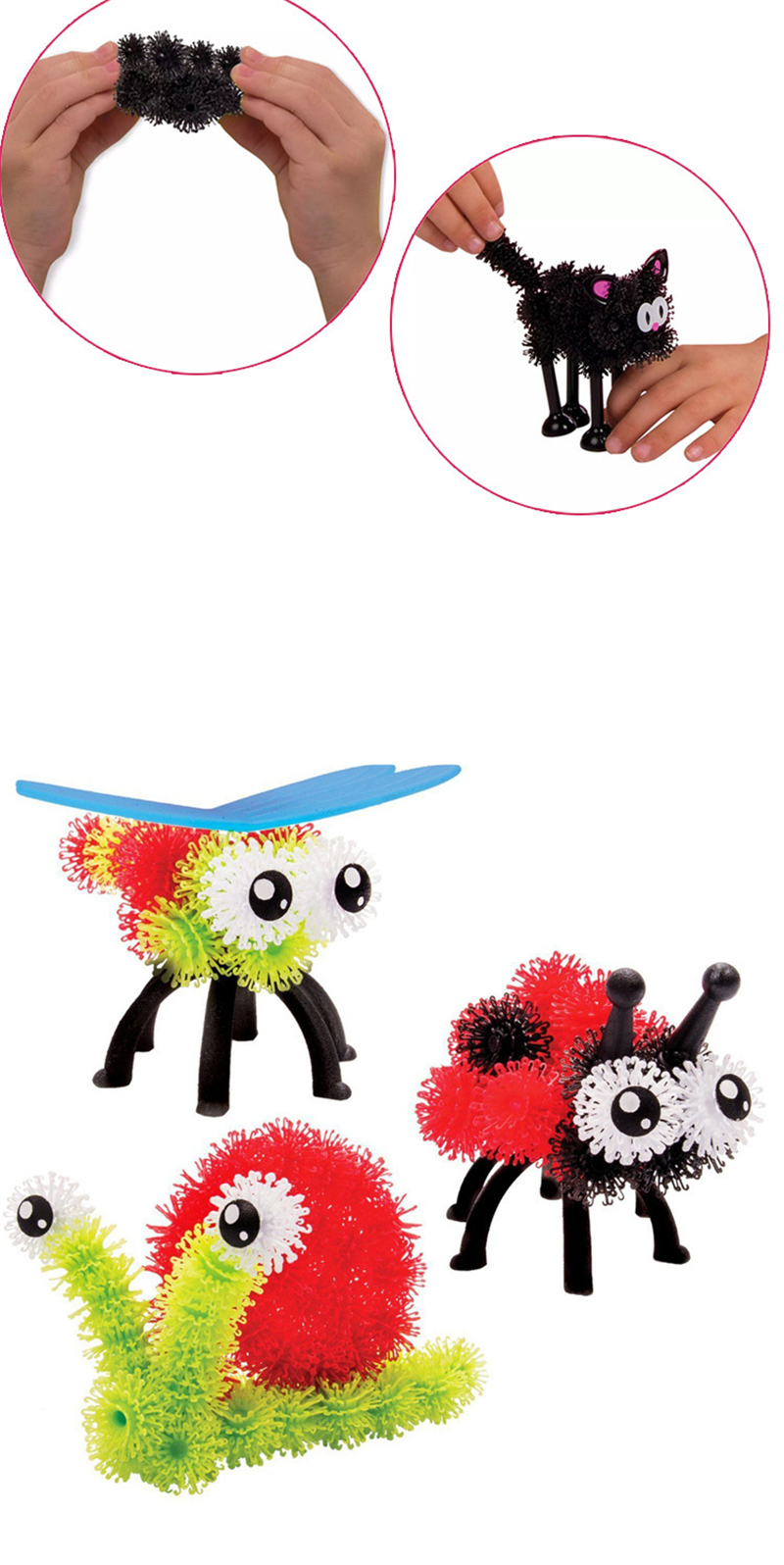 400-600 шт. + 36 шт. аксессуары построить мега пакет животные аксессуар для DIY сборка блока игрушки набор магия фугу мяч для малыша