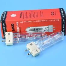 Металлогалогенная лампа msd250w/2 nsd 250 w для движущейся головки