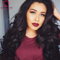 7A Front Lace Wigs With Baby Hair Brazilian Body Wave Lace Front Wig 250% High Density Full Lace Human Hair Wigs For Black Women