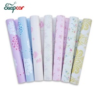 Waterproof PVC Self Adhesive Wallpaper Bedroom Kids Room Home Decor Furniture Stickers Warm Decorative Background Wall