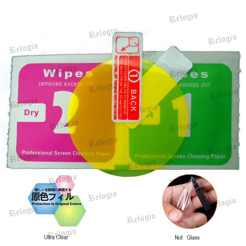 Protector de pantalla para Xiaomi mi Hua mi Amazfit Bip Smartwatch punto Lite mi dong CDR Stratos 2 Stratos inteligente reloj deportivo 2