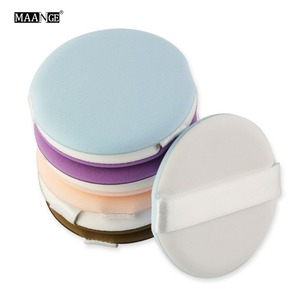 Image 1 - 4/8pcs Makeup Air Cushion Soft Sponge Puff Pro Dry Wet Concealer Foundation Smooth Powder Cosmetic Kit Tool #266727