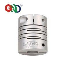 GND гибкий вал paralleines муфта D20xL26 Алюминиевый Электрический мотор stepmotor муфта acid-base Муфта серводвигателя