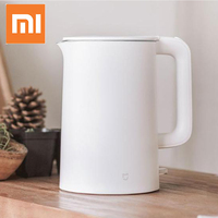 Original Xiaomi Mijia 1.5L Electric Water Kettle Auto Power off Protection Wired Handheld Instant Heating Electric Kettle