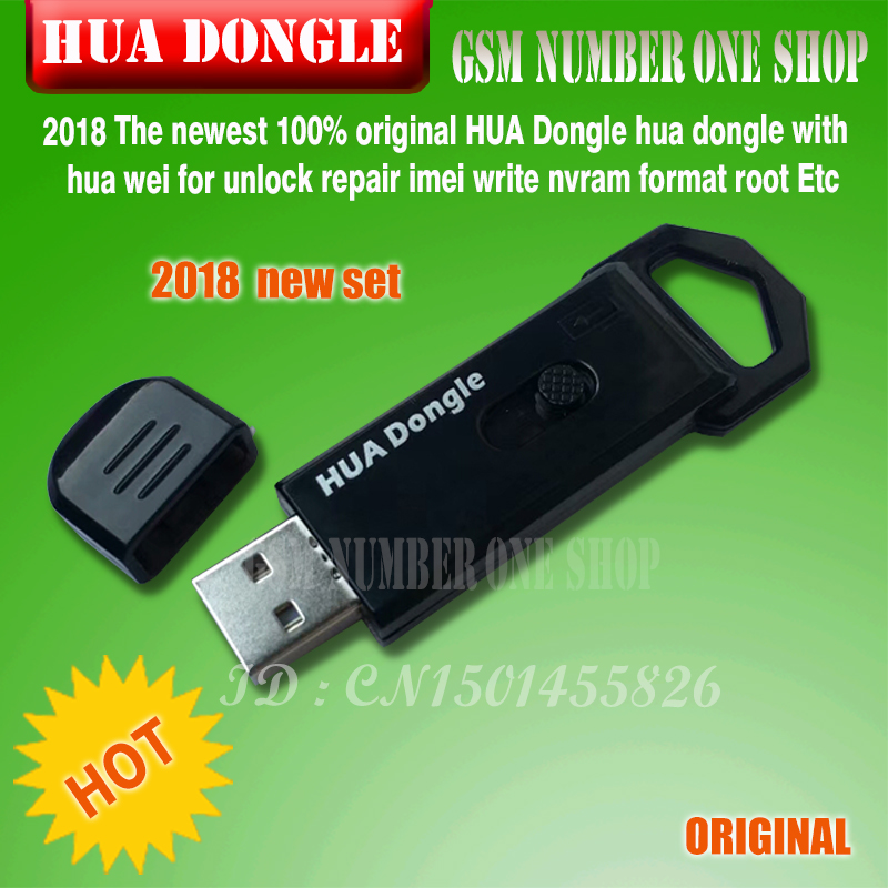 US $75 8 |2018 100% original new HUA Dongle hua dongle For hua wei for  unlock repair imei write nvram format root Etc-in Telecom Parts from  Cellphones