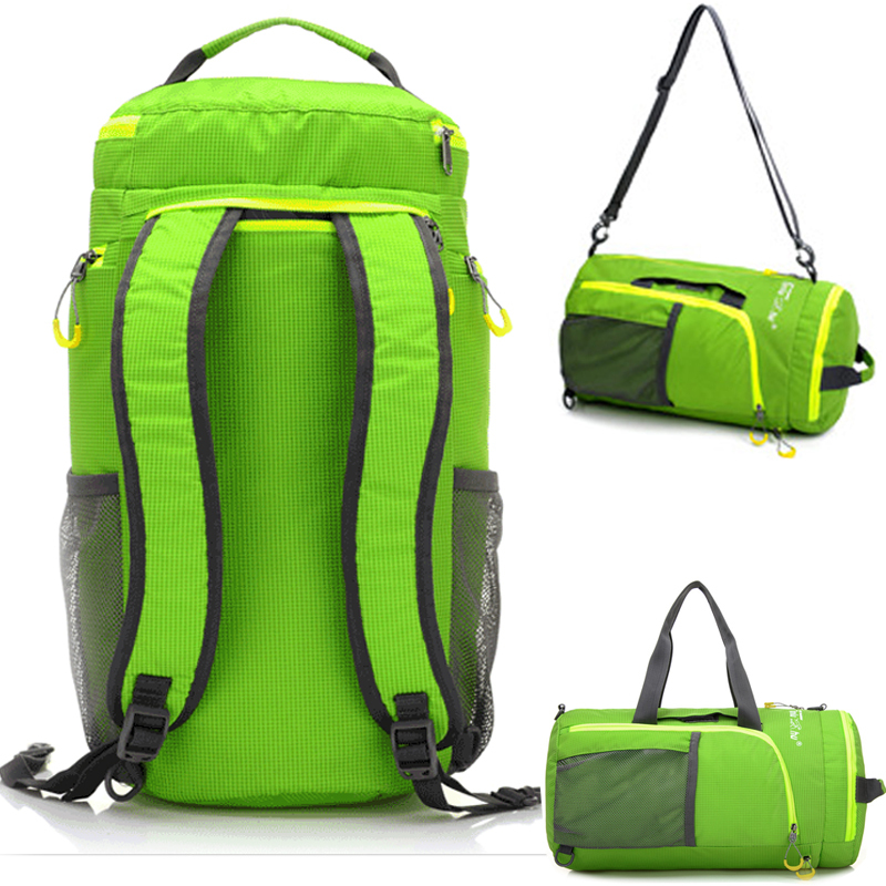 2015 Unisex Gym Bag Sports Bags Waterproof Fashion Nylon Wearable Mens Travel Backpack Fitness Bolsos Deportivos In Costumes From Novelty