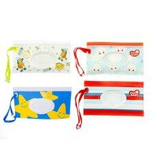 Чехол-раскладушка для косметики, клатч и моющаяся, легко носить с собой, на застежке, салфетки, контейнер, салфетки, чехол для переноски, экологически чистые влажные салфетки, сумка