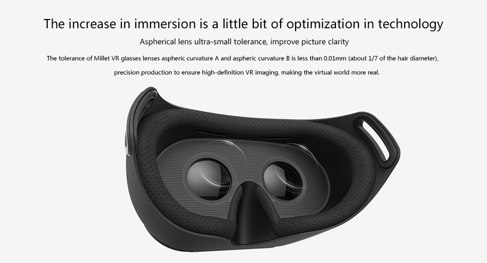 Newest Original Xiaomi Mi VR Play 2 Virtual Reality Glasses 3D Glasses Immersive for 4.7-5.7 inch for Smart Phones VR 2.0 BOX 9