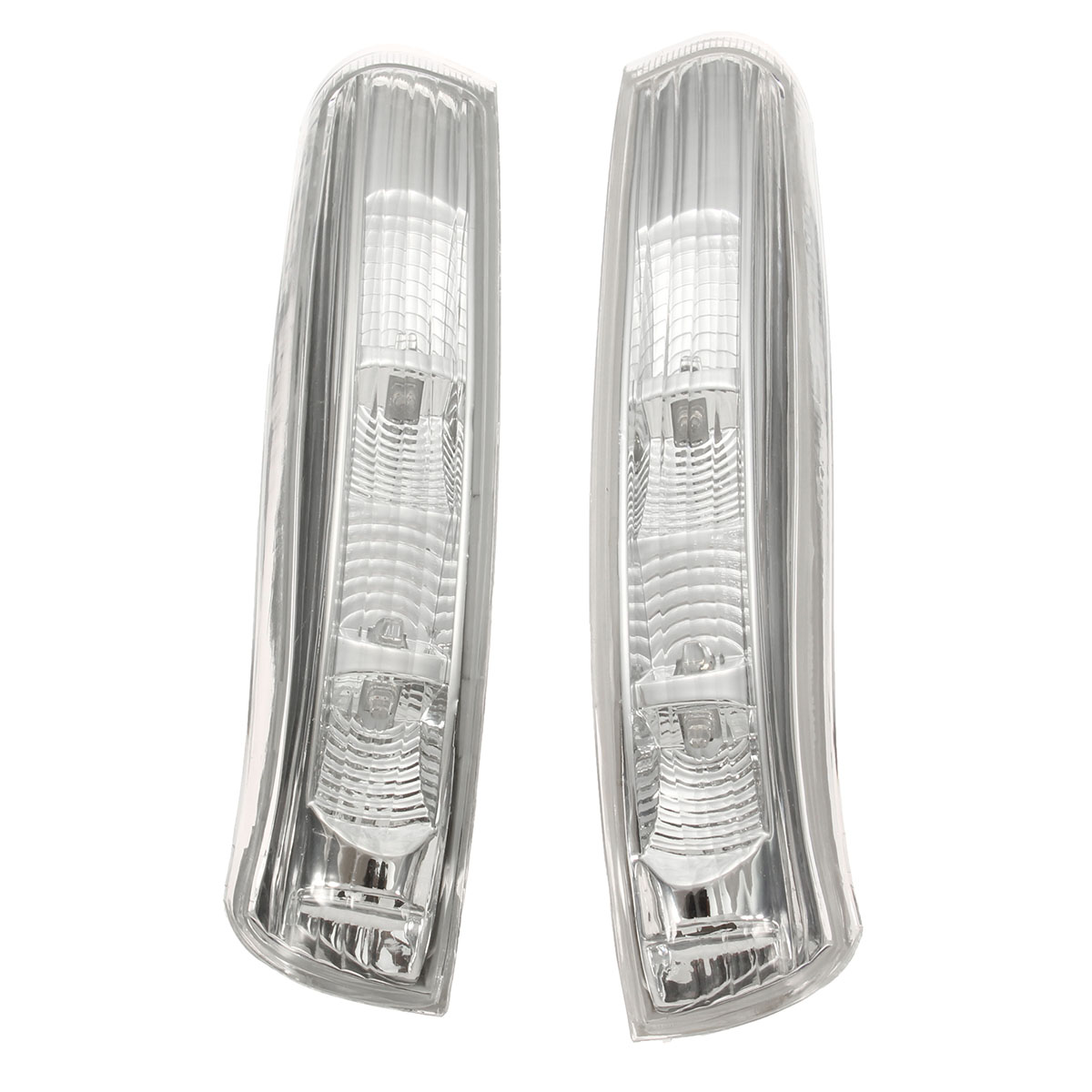 1Pair LED Yellow Auto Rear View Mirror Turn Signal LED Light Side Lamp For Chevrolet/Captiva 2011 2012 2013 2014