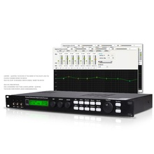 Professional sound system Audio X5 Digital Karaoke Processor