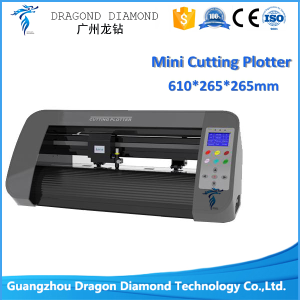 Vinyl sticker cutter plotter machine for A3 A4 paper cut tenth kuco plotter cutting vinyl machine newest graphtec cb09 silhouette cameo holder 15pcs blades vinyl cutter plotter 30 degree hot sale