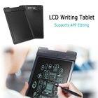 9/13inch LCD Writing Tablet Rewritable Pad Artwork Draft APP Painting Edit eWriter Digital Drawing Handwriting Pads with Pen