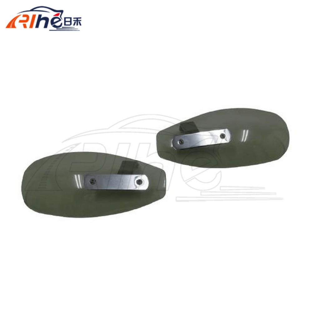 ФОТО latest style motorcycle accessories hand guard protector ABS plastic windshield handguards For Benelli silver blade BJ250T-8