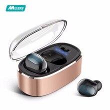 TWS-M2S Bluetooth Fones de Ouvido Sem Fio, Fones de Ouvido Estéreo Fones De Ouvido Sem Fio Mini Bluetooth com Base de Carregamento para O Iphone Andriod