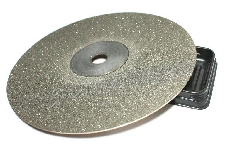 8 Quot Inch 200mm 60 Grit Diamond Polishing Laps Flat