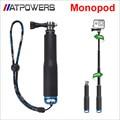 Extendable Handheld Stick Telescopic Monopod Tripod for Gopro Hero 4 SJ4000 SJ5000 F60 EKEN H3 H8 H9