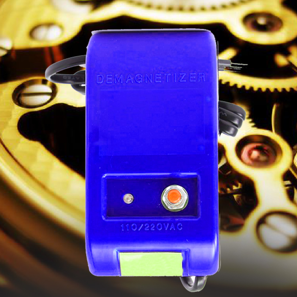 Watch Regulating Device Demagnetizer for watchmakers Watch reparing Tools цена