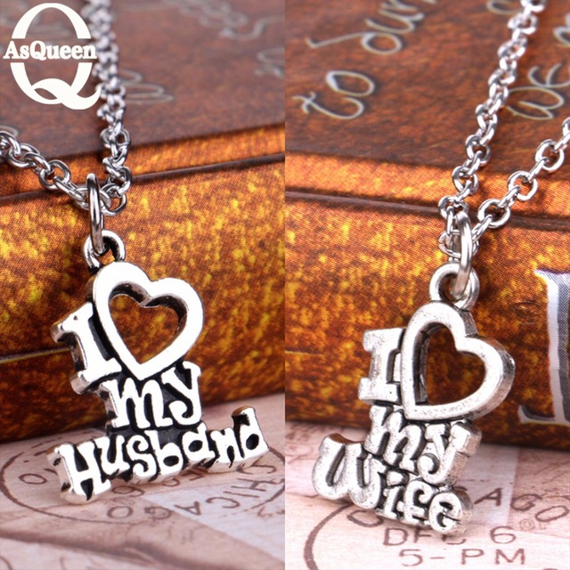 Valentines Gift I Love My Wife Husband Heart Letters Alphabet