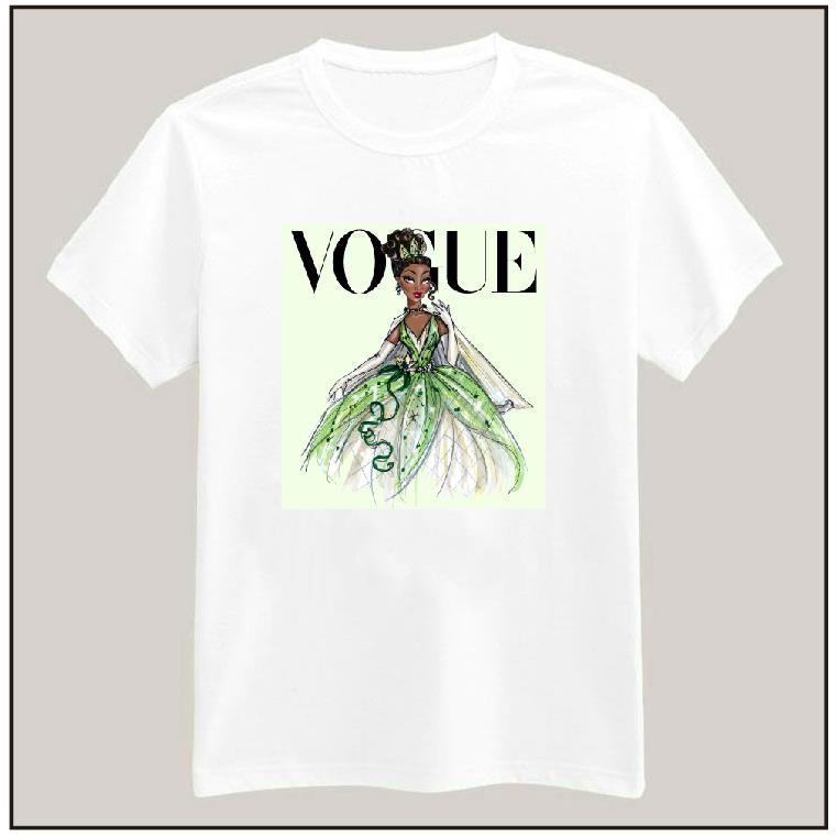 HTB1zr50HpXXXXa4XFXXq6xXFXXXm - Tattoo Vogue Princess Women T shirt PTC 17