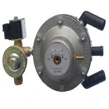 GPL de Injecção Sequencial Redutor Zavoli Regulamento para Bi-combustível Multiponto Sistema de Injeção Marca