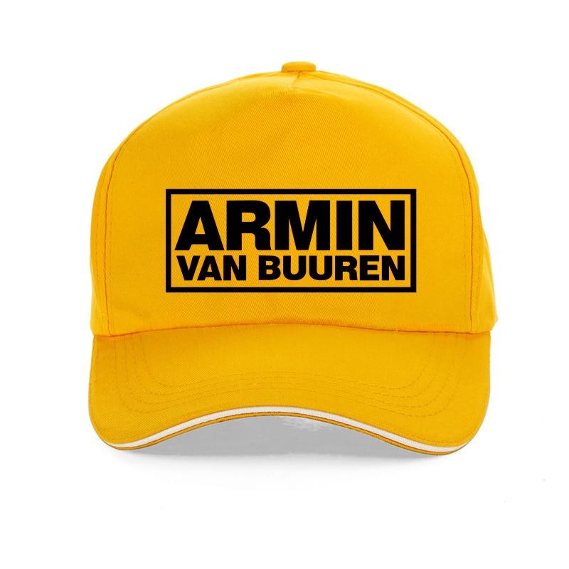 Armin Van Buuren Adult Adjustable Printing Cowboy Baseball Hat