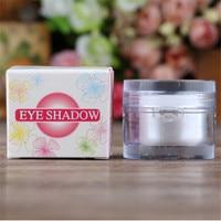 Long Lasting Eye GLitter Powder Face Highlighter Makeup White Brightener Glitter Powder Eye Shadow Base Cosmetic Skin Care