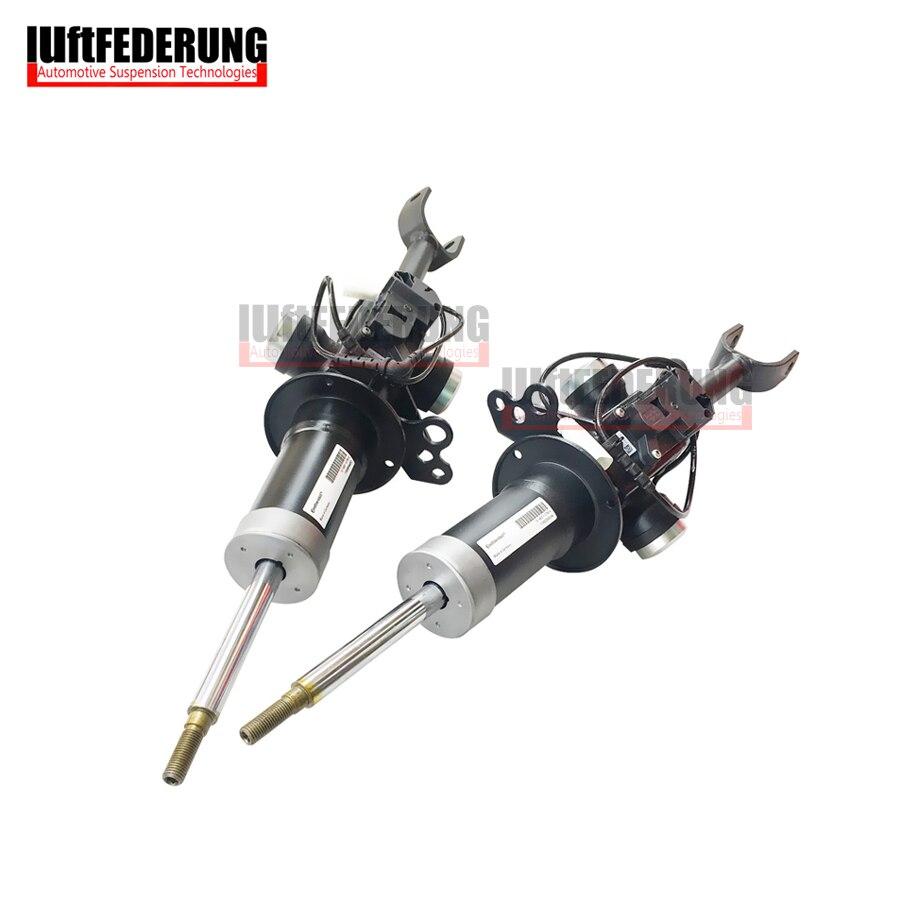 Luftfederuhhng Novo 2013 Srping VDC Frente Strut Shock Absorber Suspensão Fit BMW F02 F07 GT 37116863116 37116863115