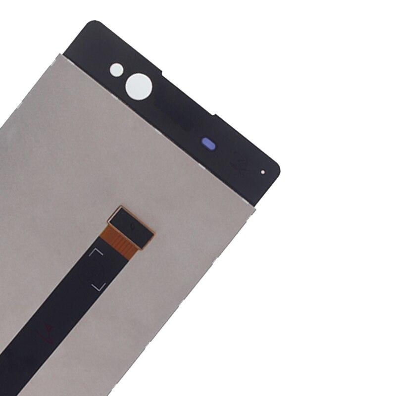 Image 4 - Для Sony Xperia C6 XA супер ЖК цифровой датчик конвертера стеклянная панель в сборе для Sony Xperia C6 XA Ultra F3211 F321 ЖК дисплей-in ЖК-экраны для мобильного телефона from Мобильные телефоны и телекоммуникации