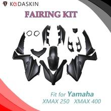 KODASKIN ABS Plastic Injection Fairing Kit Bodywork for YAMAHA XMAX250 XMAX400