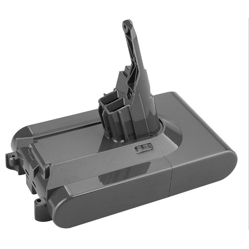 Haute qualité 4000 mAh 21.6 V Li-ion batterie aspirateur batterie Rechargeable pour Dyson V8 absolu V8 Animal 4.0Ah - 3