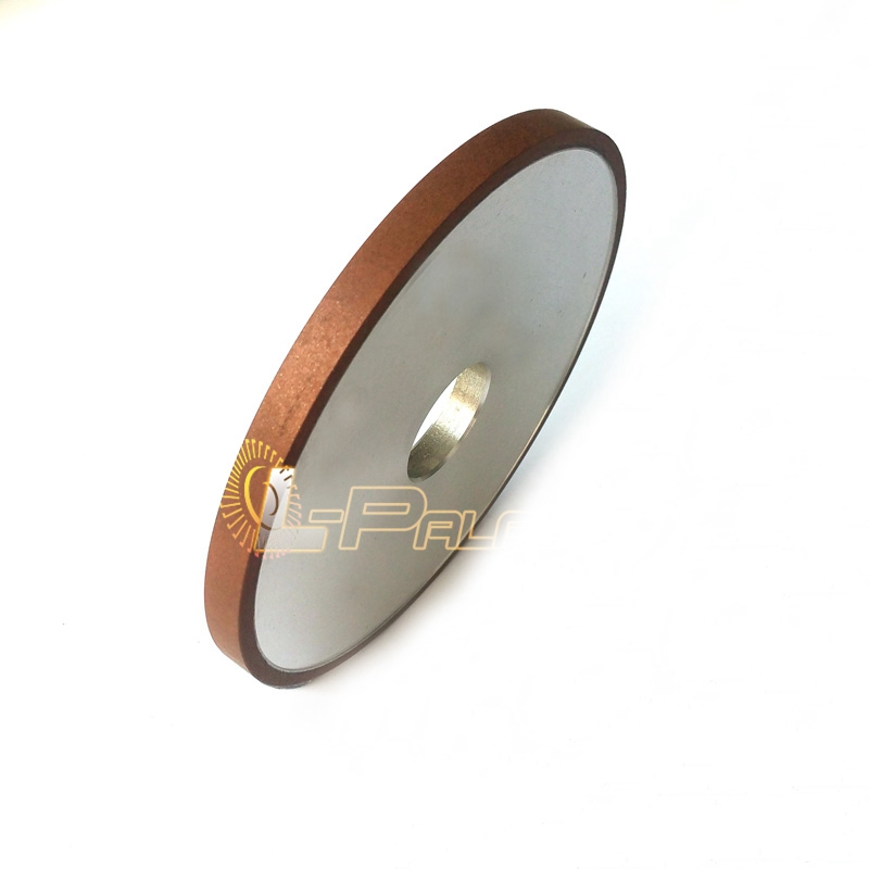 Image 2 - 150*10*32*4 мм плоский алмазный абразивный шлифовальный круг для легированной стали керамического стекла Jade CBN шлифовальный-in Абразивные инструменты from Инструменты on AliExpress