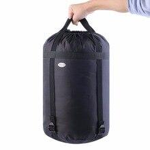 Lightweight Compression Stuff Sack Bag Sleeping Small Bags Envelope Outdoor Camping Hiking Ultralight Drawstring Storage Travel