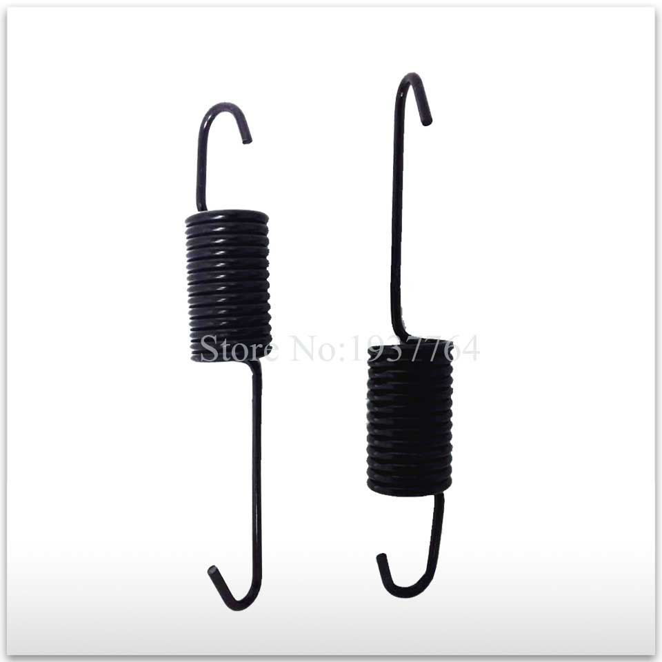 2pcs for Haier washing machine Shock absorber Spring shock absorber XQG50-BS708B for siemens washing machine shock absorber shock absorber buffer 2pcs