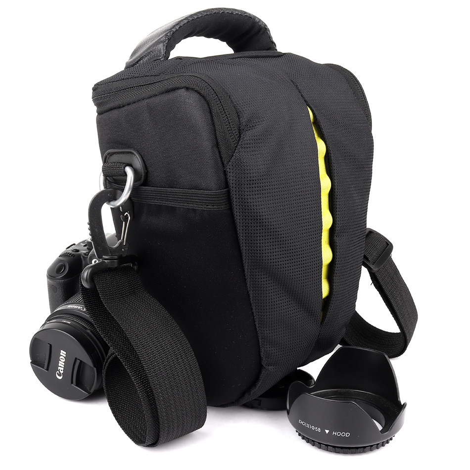 Camera Bag Case <font><b>Cover</b></font> For <font><b>Canon</b></font> EOS 4000D 200D 77D 7D 80D 800D 1300D 6D 70D 760D 750D 700D 600D 100D 1200D 1100D <font><b>550D</b></font> SX50 SX60 image