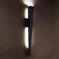 Wall Light Trangle Tube Torch Design lights LED Sconce Light Hallway Coffee Shop Indoor Up Light 5W Dimmable CUSTOM STYLE