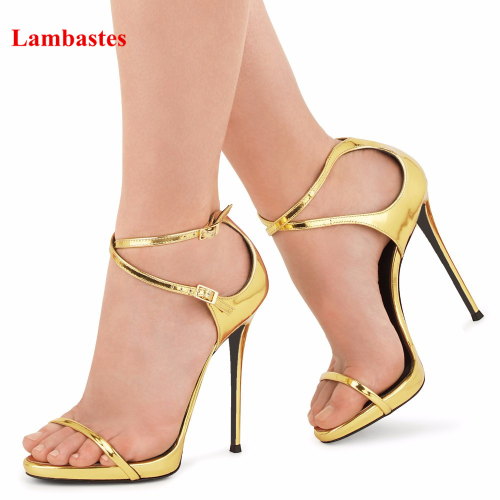 Sangle Boucle Sandales Plateforme Luxe Hauts Femmes Pxikutowz Feminina cRj54q3AL
