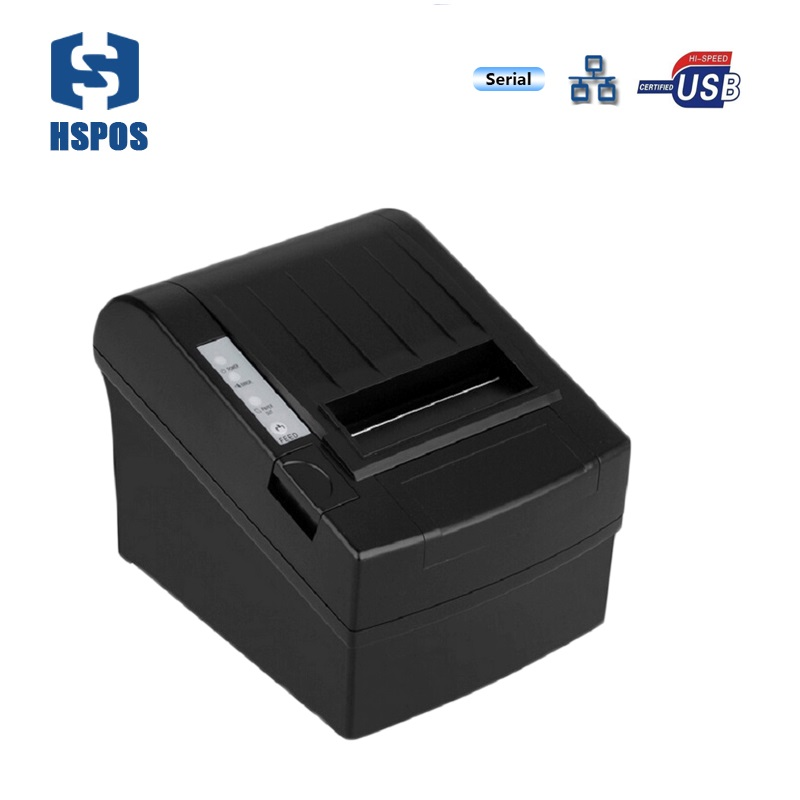 80mm China Low cost and High-quality thermal printer Support Cash drawer driver Easy paper-roll installation Easy maintenance цена